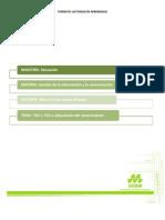1. TICS y Adquisición Del Conocimiento.