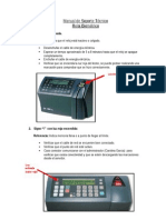 Manual de Soporte - Relojes Biométricos