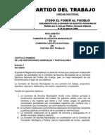 8- Reglamento Asuntos Municipales