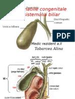 malformatiile congenitale ale sistemului  hepato-biliar.pptx