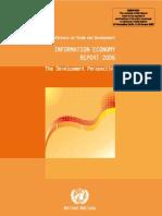 Information Economy Report 2006