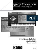 Korg Virtual Instruments