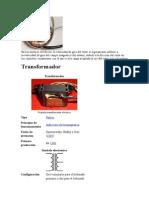 En Los Motores Eléctricos Anillos Rozantes y Transformadores de Dicersostpos
