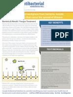 Long Term - Pathogen / Antibacterial Mould Protection