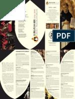 Programme d'Activités Générales Jubilé OP 2015-2017