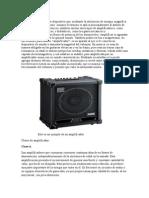 Amplificadores Electronica Comunicaciones