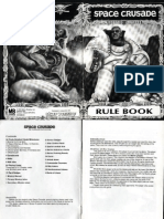 Space Crusade Rule Book