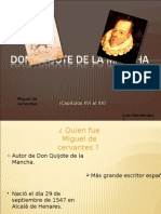 Don Quijote de La Mancha resumen