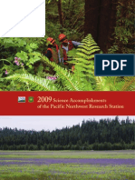 2009 science accomplishments of the pacific northwest research station