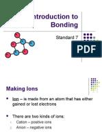 standard 6 - bonding -- student notes