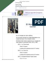 El World Trade Center - Mi Resumen