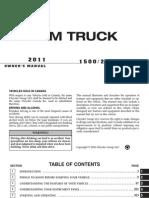 2011 Ram Truck OM 7th