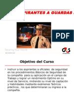 Curso Basico Para Guardas de Seguridad