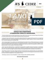 NewsCidiz 05 Edição Outubro 2015