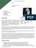 Griselda Gambaro - Breve Reseña