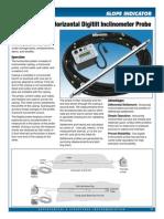 Digitilt Horizontal Inclinometer Probe Datasheet (1)
