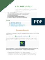 Manual de Dr. Web