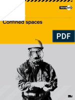 Confined Spaces - Work Safe