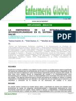 La Emergencia de La Integralidad e Interdisciplinaridad - Santos