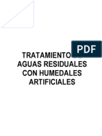 Tratamiento Aguas Residuales Con Humedales Artificiales