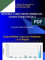 17.- Mineria y Recursos Hidricos - Vision Estrategica.ppt