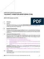 Tailshaft Condition Monitoring TCM_Notation_Guide-July12