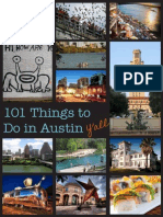 101 Things to Do in Austin