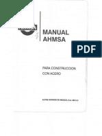 Manual Ahmsa