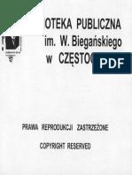 Goniec Czestochowski Nr 051 1907