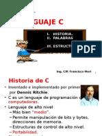 Arquitectura de Computadoras - Lenguaje C