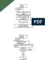 Diagramas de Flujo Propiedades Físicas Aguas Residuales