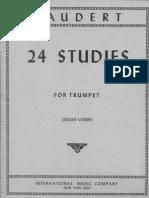 Paudert - 24 Studies