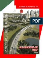 Manual Civil 3d 2010 Cip Completo