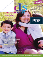 Austin Kid´s Directory Mayo 2013