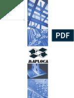 Catálogo Acero 3 Maploca