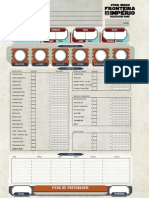 Fronteira Character Sheet Fillable