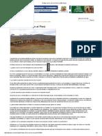 El Futuro de La Cal en El Perú