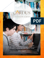 cardus-cardus education survey 2014 private schools for the public good