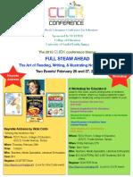 CLiCK SCATTER Registration 2015 Keynote & Workshop.021215