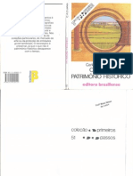 Livro Lemos Patrimonio PDF
