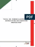 Guia Elaboración Proyectos