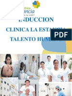 Induccion General Clinica La Estancia