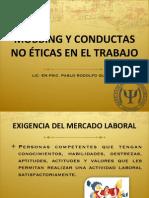 Mobbing y Conductas No Eticas en El Trabajo