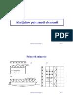 Metalne konstrukcije - Predavanje 5
