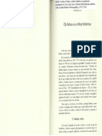 Antoine Prost - Os Fatos e a Crítica Histórica e as Questões Dos Historiadores