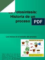 2. La Fotosíntesis-historia1