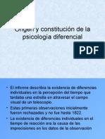 Psicología Diferencial Magnolia