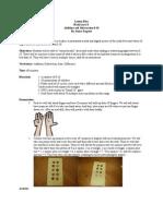 ten math lesson