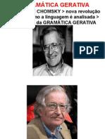 56544347 a Gramatica Gerativa