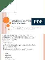 06. Análisis, Síntesis y Evaluación.